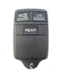 1991 - 1996 Oldsmobile Bravada Remote Keyless Entry 15725423