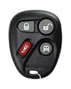2003 - 2007 GMC Savanna Van Remote Keyless Entry 15752330