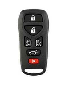 2004 - 2010 Nissan Quest Remote Keyless Entry 28268-5Z200