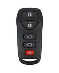 2004 - 2010 Nissan Quest Remote Keyless Entry 28268-5Z210