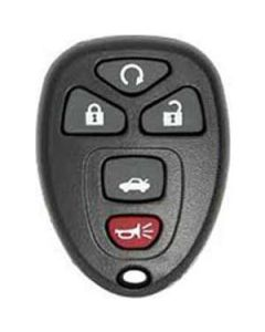 2006 - 2016 Chevy Impala Remote Keyless Entry 20935331 (5922033)
