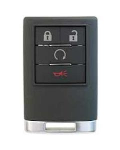 2007- 2014 Cadillac Escalade Keyless Remote Entry Driver #1 5923885