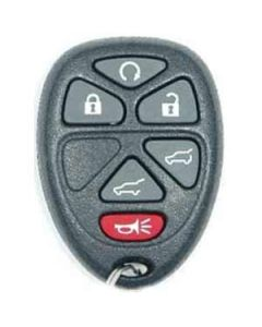 2007 - 2014 GMC Yukon Remote Keyless Entry 5922380