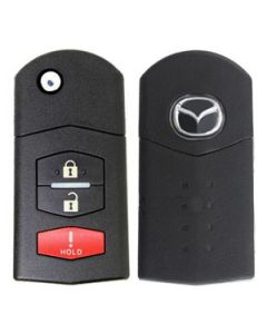 2007 - 2015 Mazda CX-7 Remote Keyless Entry W/ Key CC43-67-5RYC