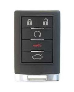 2008 - 2013 Cadillac CTS 2&4 Door Keyless Remote Entry Driver #1 5923879