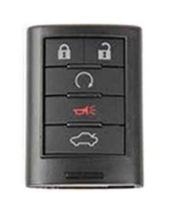 2008 - 2015 Cadillac CTS 2&4 Door Proximity Driver #2 Keyless Remote Entry 25943677
