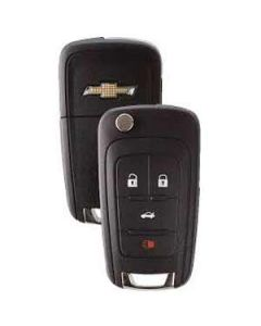2012 - 2016 Chevy Sonic Remote Keyless Entry 5912543