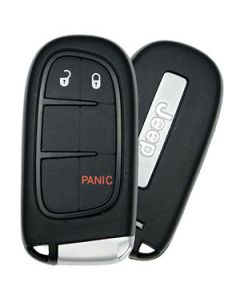2014 - 2017 Jeep Grand Cherokee Replacement Remote Key 68143502AC