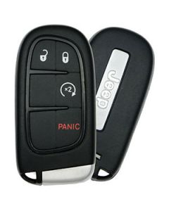 2014 - 2017 Jeep Grand Cherokee  Replacment Remote Key 68143500AC